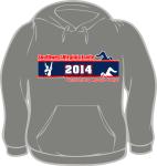 Sport Grey Southwest VA Invite 2014 Hoodie