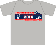 Sport Grey Southwest VA Invite 2014 Shirt