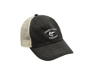 Shades Cliff Pigment Dyed Trucker Hat w/Logo