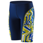 CSAS: Speedo Conquers All Jammer (Navy/Gold)