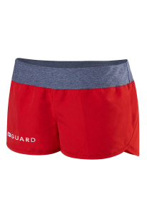 Guard Female Short With Stretch Waistband