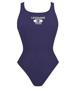 Lifeguard Thick Strap Suit