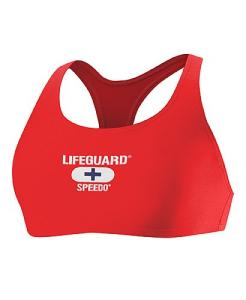 CLEARANCE -- Speedo Lifeguard Technoback Top