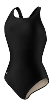 Moderate Fitness Suit -- Long Torso
