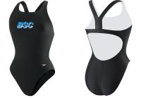 Speedo Endurance Super Pro Back W/Logo