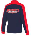 Stingrays Team Warmup Jacket with Logo