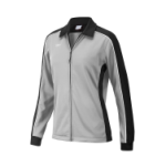 Tennessee Aquatics National Team Jacket Black/Grey with logo