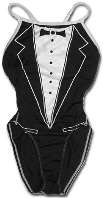 Tuxedo Thin Strap