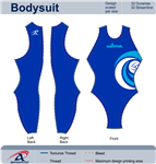 SwimRVA Body Suit