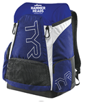SwimRVA Hammerheads Backpack w/Logo