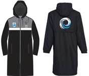 SwimRVA Hammerheads Parka w/Twill and Logo