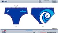 SwimRVA Water Polo Brief
