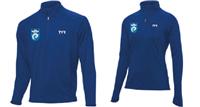 SwimRVA Water Polo 1/4 Zip Pullover w/ Logo