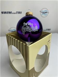 Swim Grandma Ornament