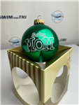 Swim Mom Ornament