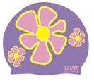 Flower Trio -- Silicone Cap