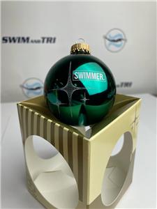 Swimmer Ornament