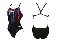 TBAC Female Challenge Back Suit w/Logo