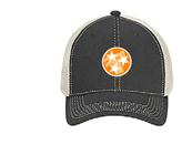 TNAQ Tri Star Trucker Hat