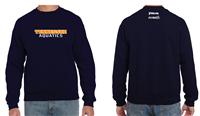 Tennessee Aquatic Fleece Crew Neck Pullover