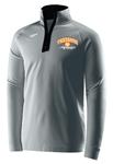 Tennessee Aquatics 3/4 Zip w/logo