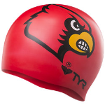 University of Louisville Silicone Cap