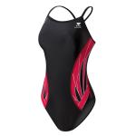Dothan Dolphins Phoenix Splice Diamondfit Black/Red