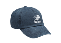 Watermill WaveRiders Pigment Dyed Baseball Cap w/Logo