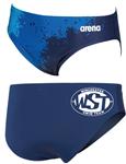Winchester Swim Team Brief w/logo
