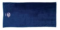 Winchester Swim Team Navy Beach Towel w/Logo