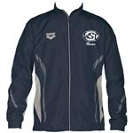 Winchester Swim Team Warm Up Jacket w/logo