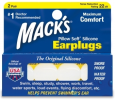 Mack's Pillow Soft Earplugs -- 2 pack
