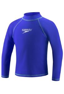 Swimandtri Speedo Kids Uv Long Sleeve Swim Shirt 7570324